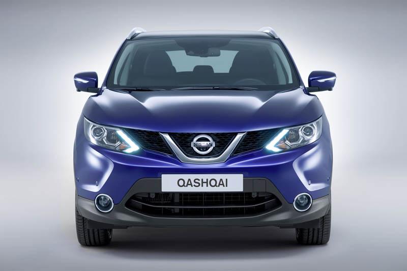 Nissan Qashqai 2014, renovación a fondo