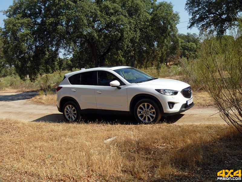 Mazda CX-5 D 2.2 AT Luxury