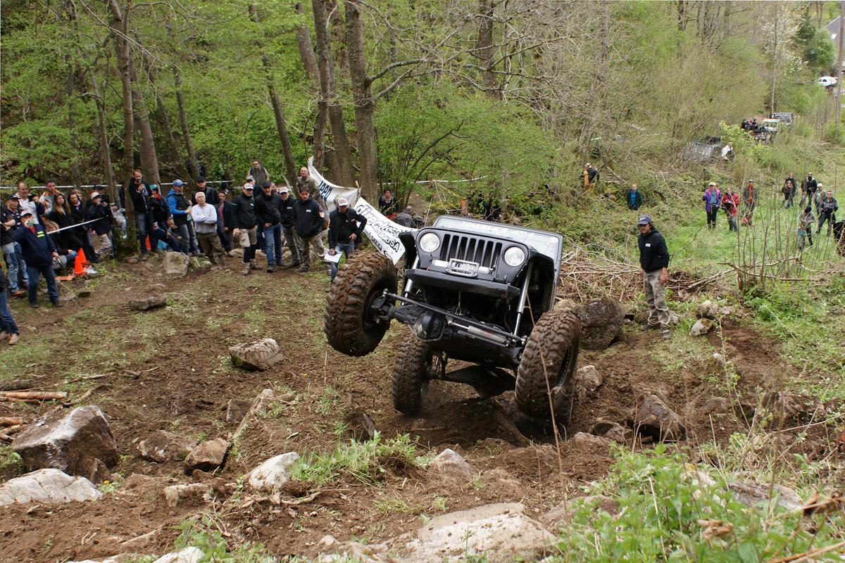 Chambon sur Jeep 2015