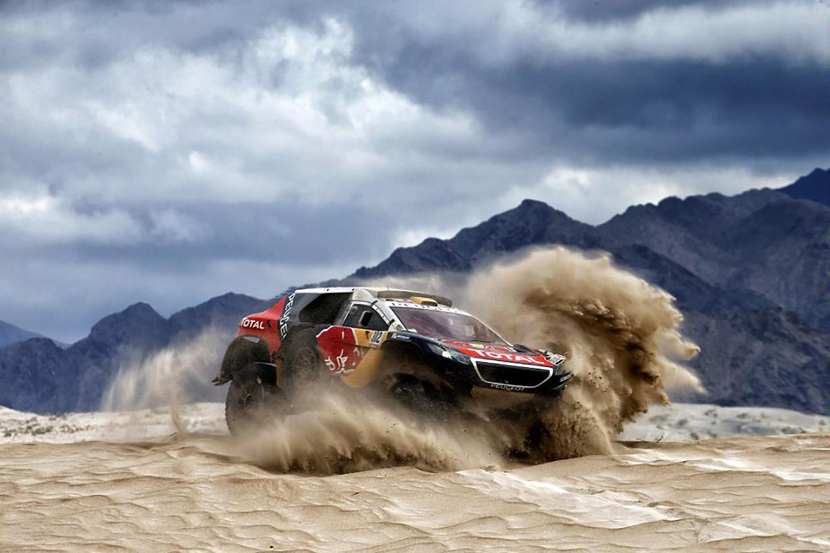 Dakar 2016: triunfo de Peterhansel (Peugeot)