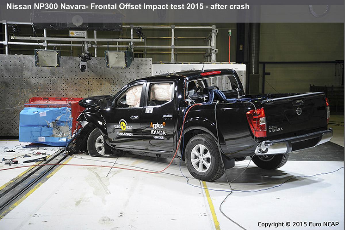EuroNcap 2015: 4x4 más seguros