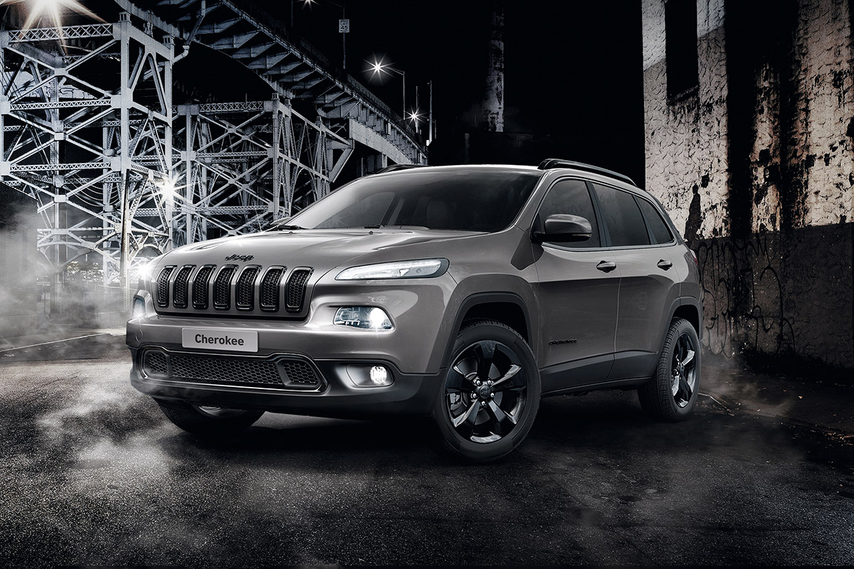 Jeep Cherokee Night Eagle, 100 unidades