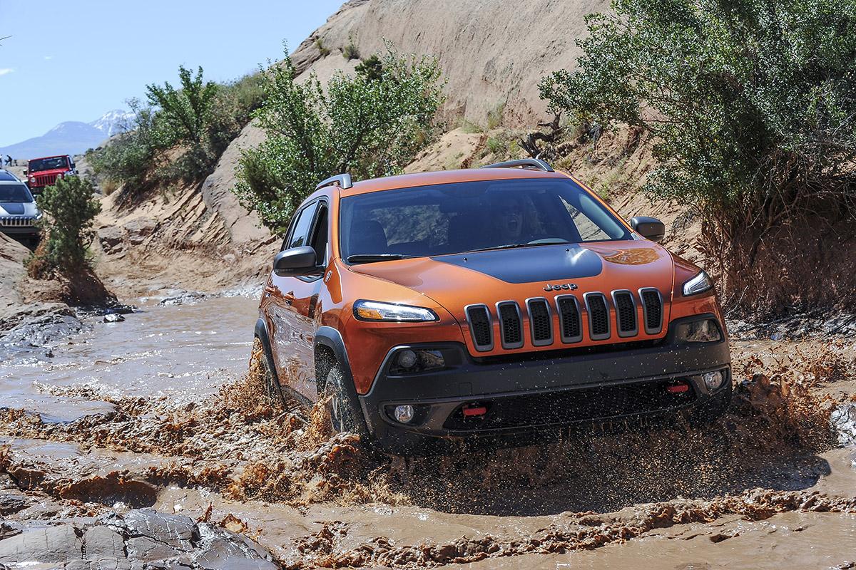 Jeep Cherokee 4x4, nuevo motor diésel de 200 CV