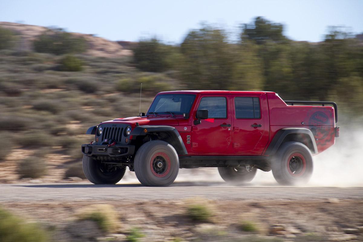 Jeep Safari Moab 2015