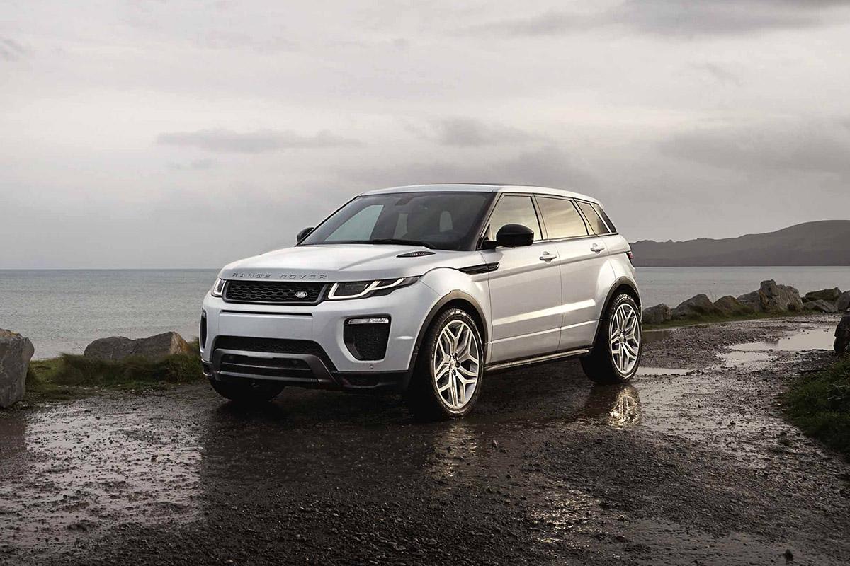 Land Rover Range Rover Evoque 2016 10