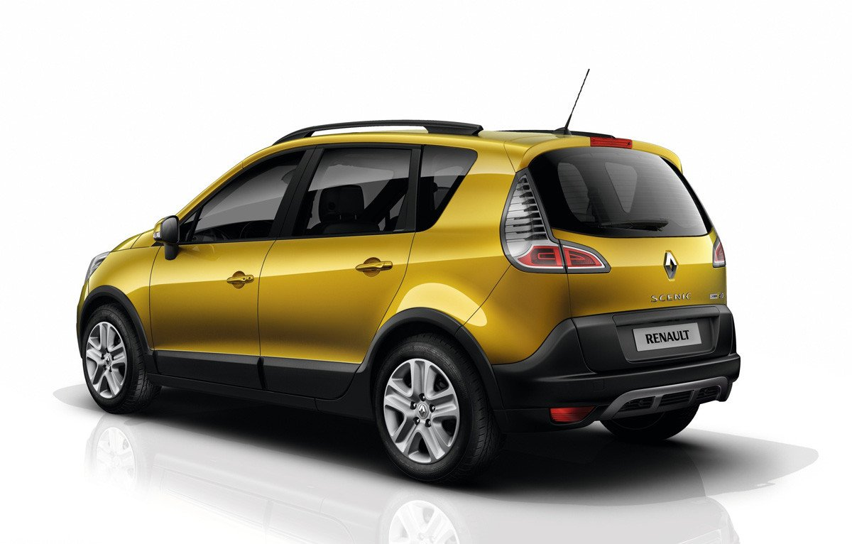 nuevo renault scenic xmod la alternativa a los suv en formato monovolumen. Black Bedroom Furniture Sets. Home Design Ideas