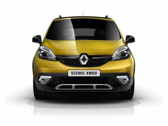 Nuevo Renault Scenic Xmod: la alternativa a los SUV en formato monovolumen