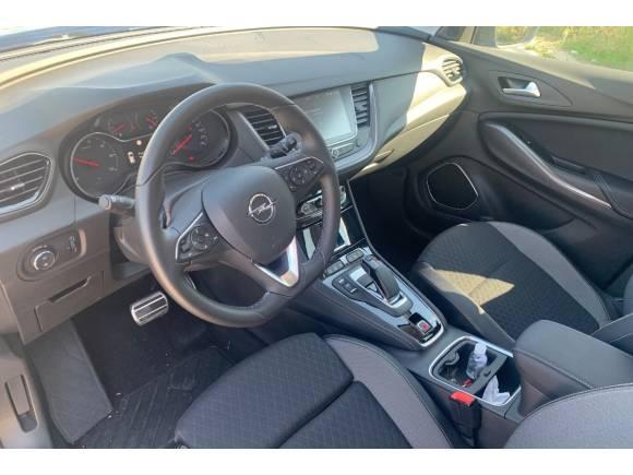 Prueba del Opel Grandland X Hybrid4: precio, opinión y ficha del híbrido enchufable