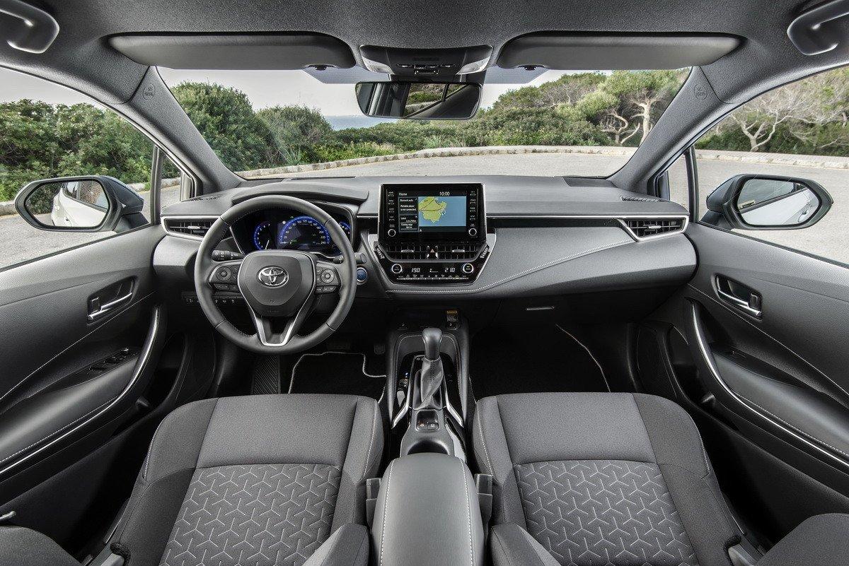 Contacto nuevo Toyota Corolla