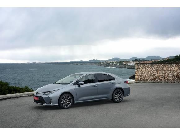 Contacto nuevo Toyota Corolla: más y mejor, pero solo híbrido