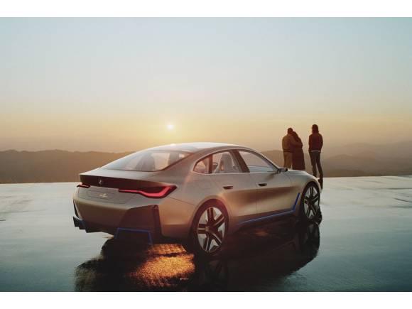 Así suena el BMW i4 Concept, compuesto por Hans Zimmer