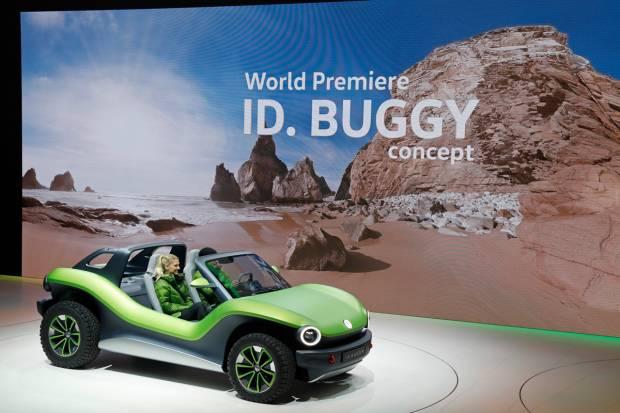Volkswagen I.D. BUGGY ¿se atreverán a lanzarlo al mercado?