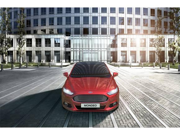 El nuevo Ford Mondeo llegará a finales del 2014