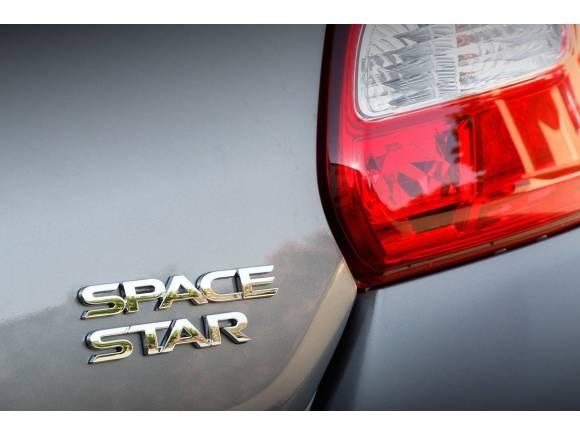 Prueba Mitsubishi Space Star 120 MPI, un utilitario a tener en cuenta