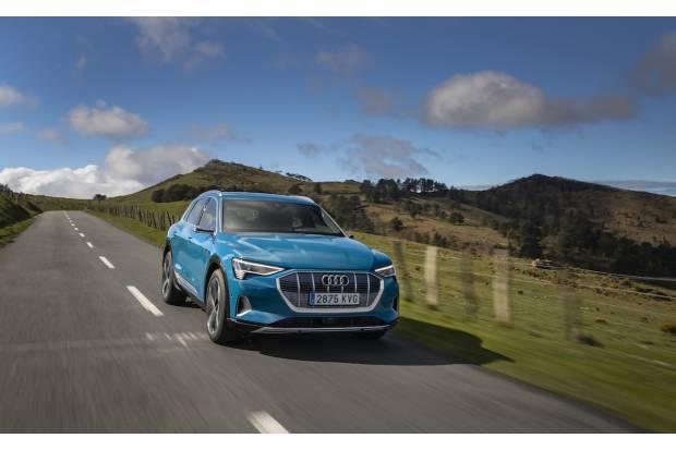 Prueba nuevo Audi e-tron, el SUV eléctrico y exclusivo