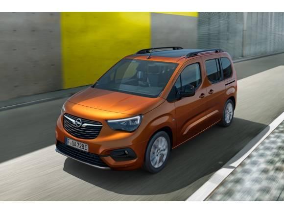 Opel Combo-e Life: la versatilidad se hace eléctrica