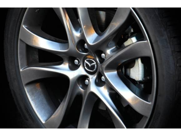 Prueba Mazda 6 2.2 SKYACTIV-D 150, una de las mejores berlinas