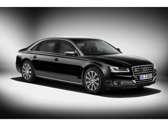 Audi A8 L Security: ¿uno de los coches más seguros de la historia?