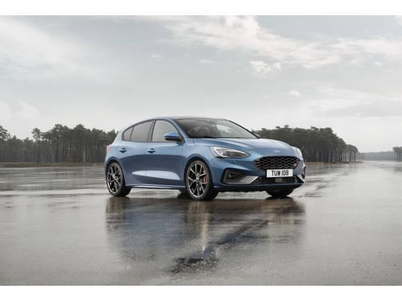 Nuevo Ford Focus ST, con motor 2,3 turbo de 280 CV