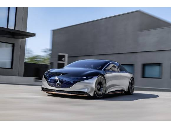 Coches nuevos de Mercedes 2021: SUVs, coches eléctricos, berlinas,...