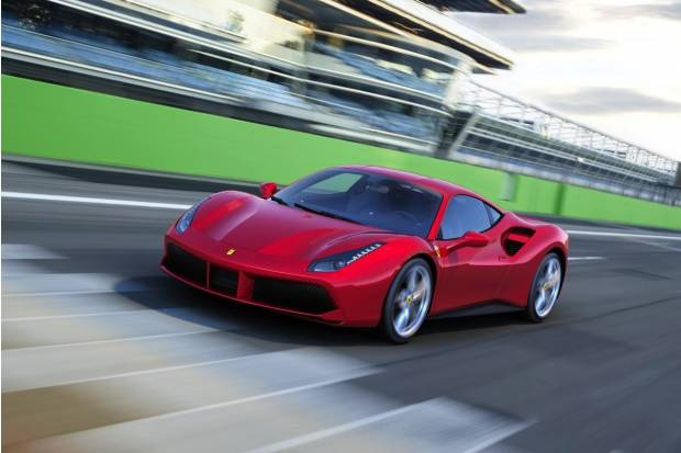 Premios Motor del Año 2016, Ferrari vincitore