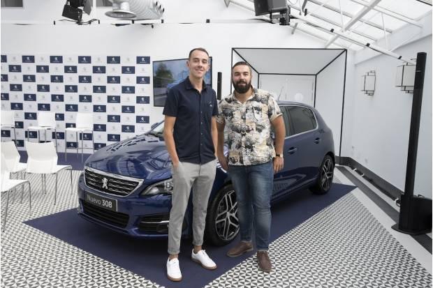 Nuevo Peugeot 308: Vídeos de humor con sus tecnologías de seguridad