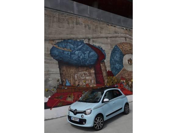 Prueba: nuevo Renault Twingo 2015