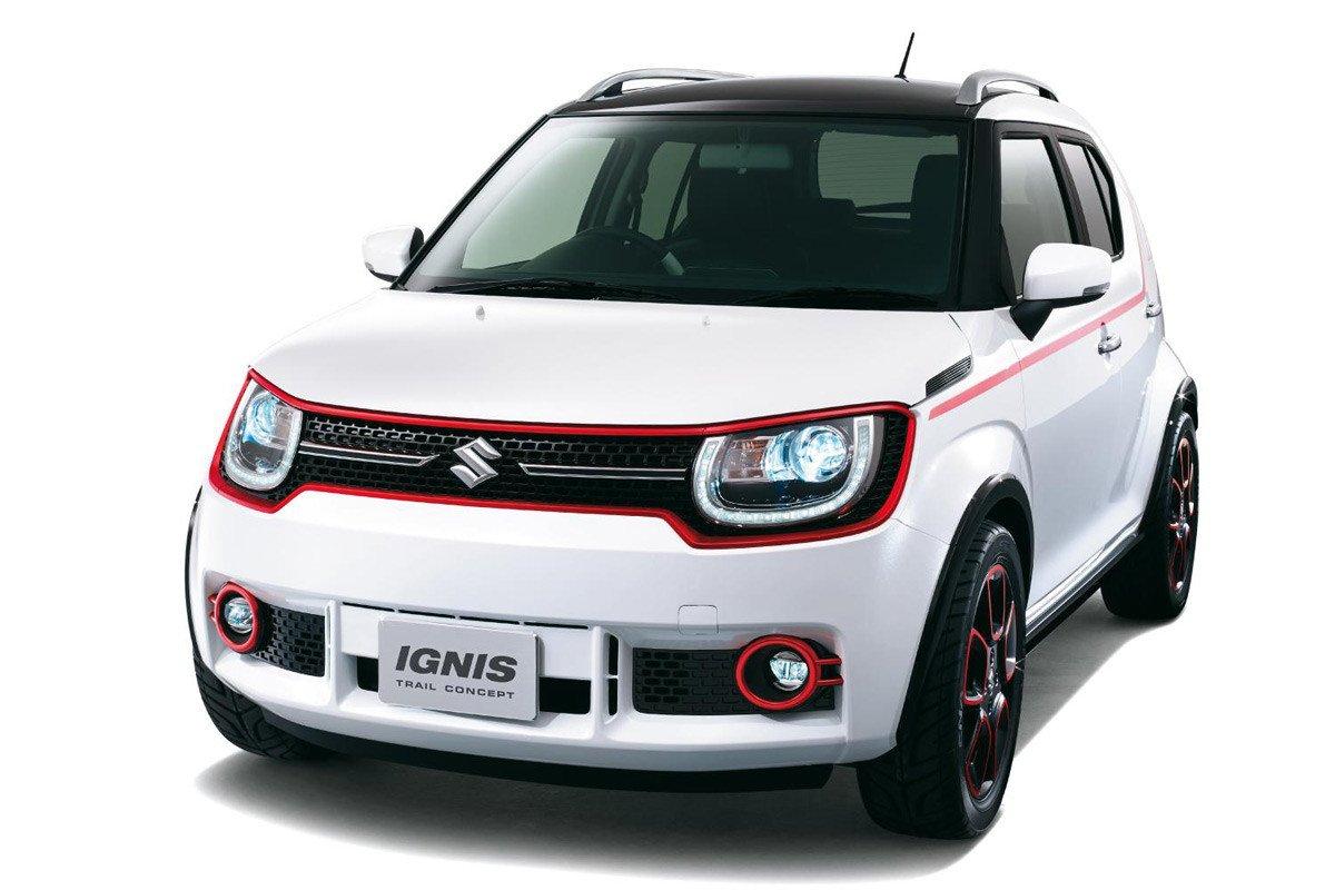 Suzuki Ignis Trail Concept