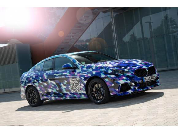 Primeras imágenes del BMW Serie 2 Gran Coupé