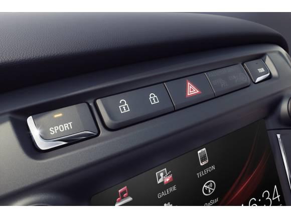 Prueba de la renovación del Opel Zafira 2016