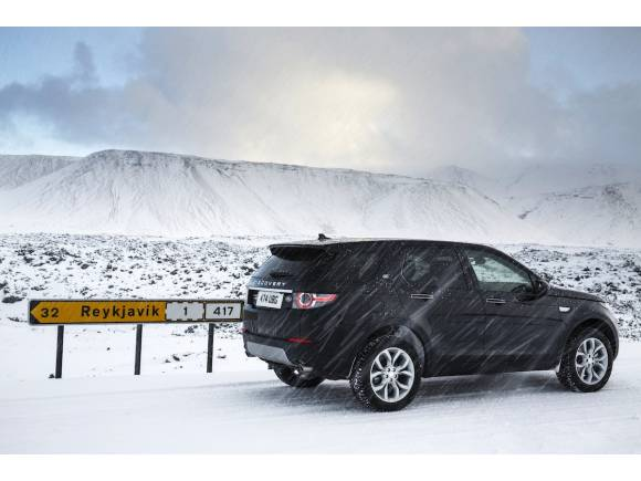 Prueba: Nuevo Land Rover Discovery Sport 2015