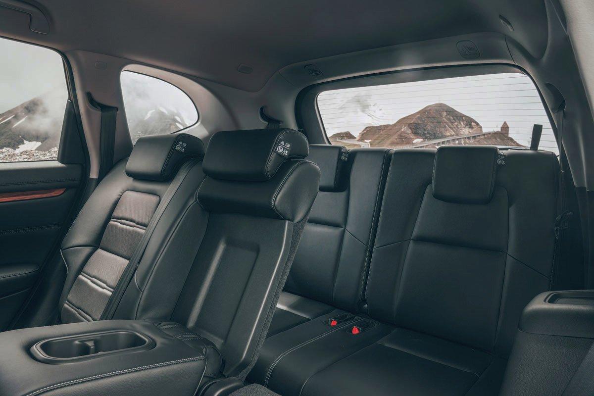 Prueba Honda CR-V