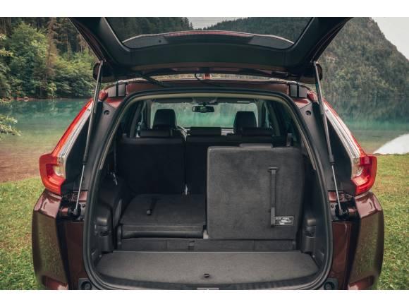 Primera prueba del Honda CR-V 1.5 VTEC