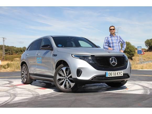 Prueba Mercedes EQC 400, el SUV eléctrico y exclusivo