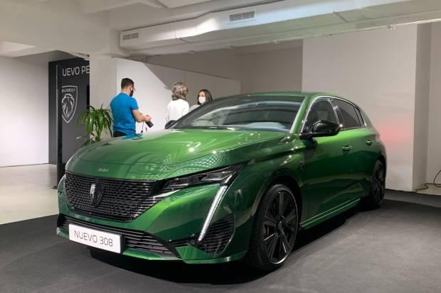 Nuevo Peugeot 308 2021: diseño exterior, interior, motores,...
