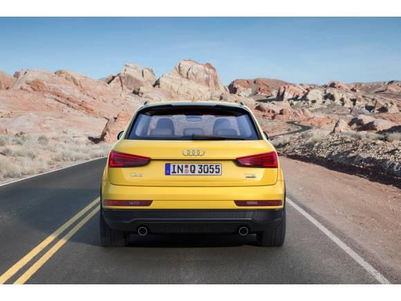 Audi actualiza los acabados exteriores para el Q3