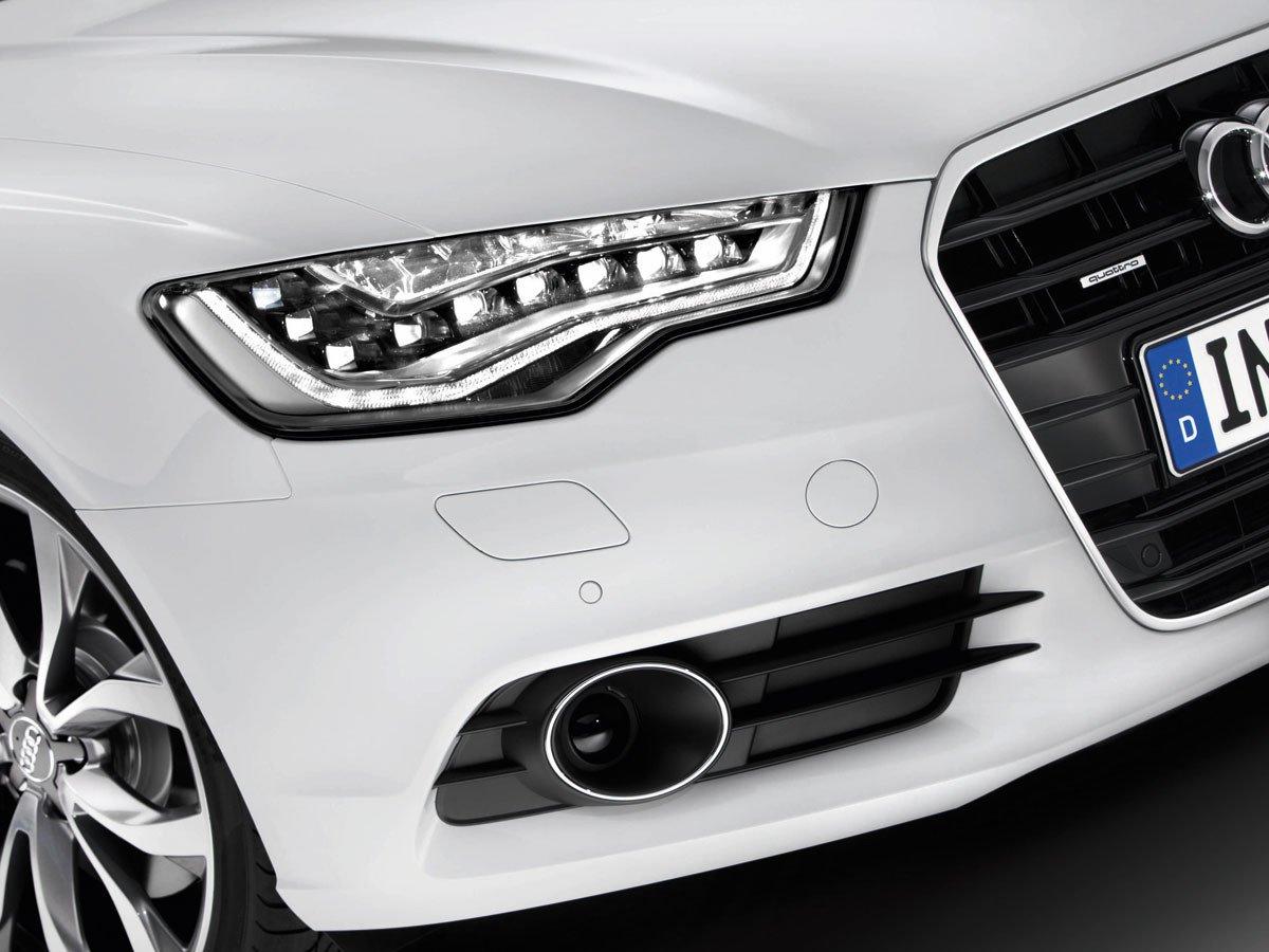 Audi Faros LED