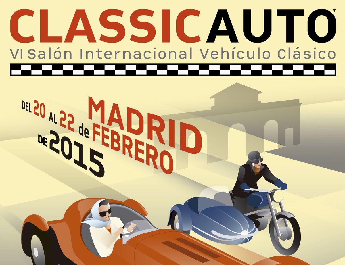 ClassicAuto Madrid 2015