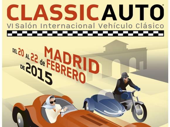 ClassicAuto 2015: Quinta edición del Salón del Coche Clásico de Madrid