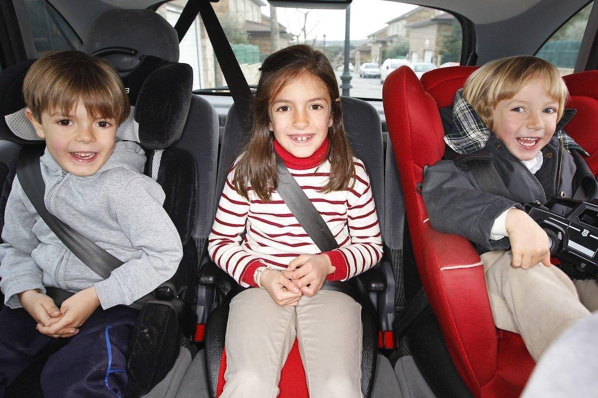 Consejos para la vuelta al cole en coche
