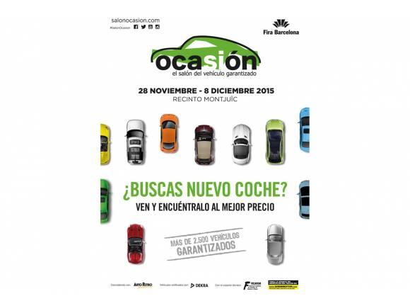Guía para comprar coche en el Salón Ocasión de Barcelona