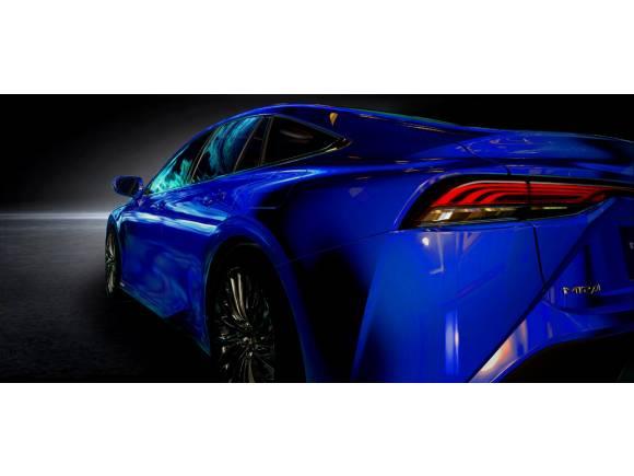 Toyota Mirai Concept: adelanto de la segunda generación del coche de hidrógeno