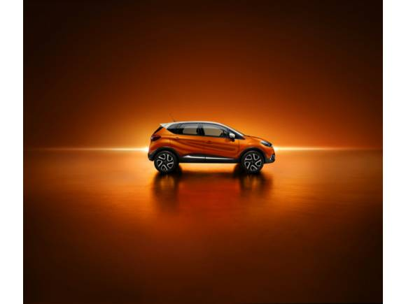 Renault Captur: primeras fotos oficiales del SUV urbano de Renault