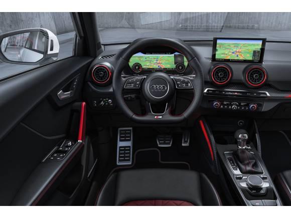 Nuevo Audi SQ2: 0-100 km/h en 4,8 segundos