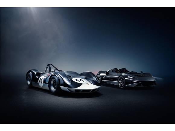 McLaren Elva: un roadster sin techo ni parabrisas