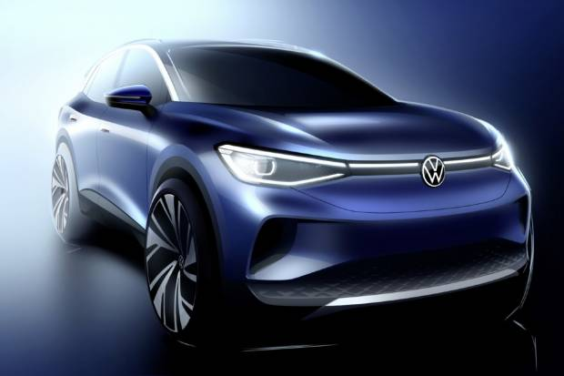 Volkswagen ID.4: aerodinámica para aumentar la autonomía