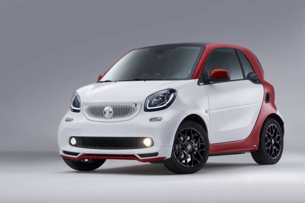 smart Ushuaïa Limited Edition 2017, edición limitada de 150 unidades