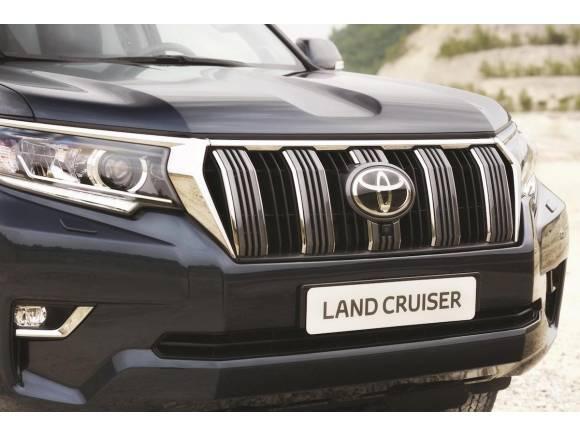 Nuevo Toyota Land Cruiser 2018, gama española