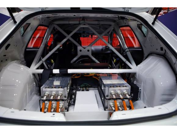 Jordi Gené nos cuenta cómo está desarrollando el Cupra e-Racer