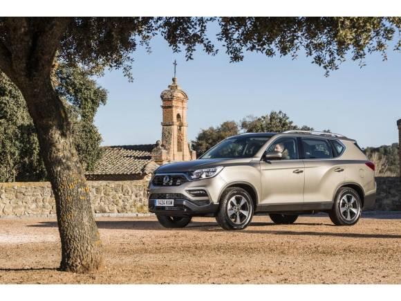 Ssangyong Rexton 2019: estrena motor más ecológico